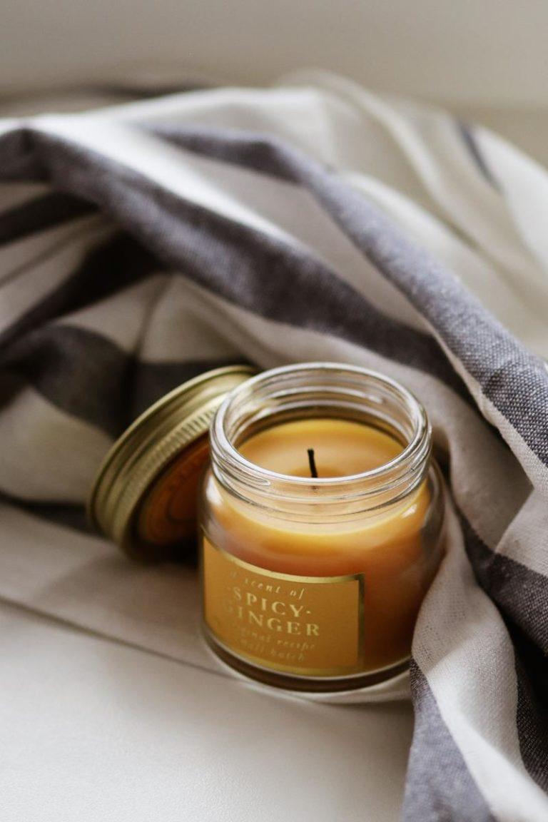 Jaki zapach wybrać w przypadku świec?