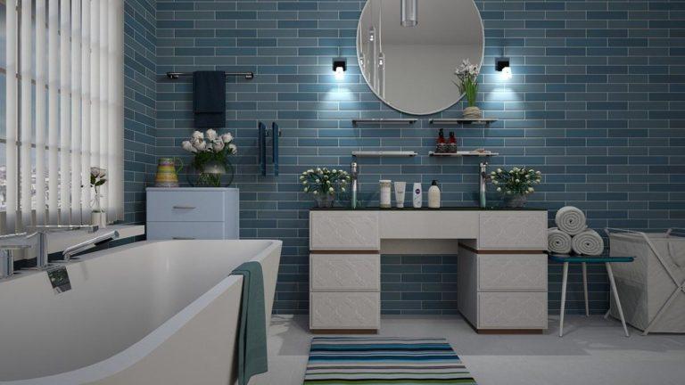 Umywalki łazienkowe to pole do popisu dla wyobraźni.