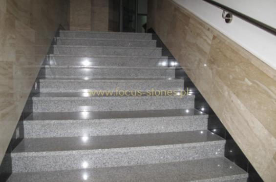Po jakich schodach wchodzisz do domu?